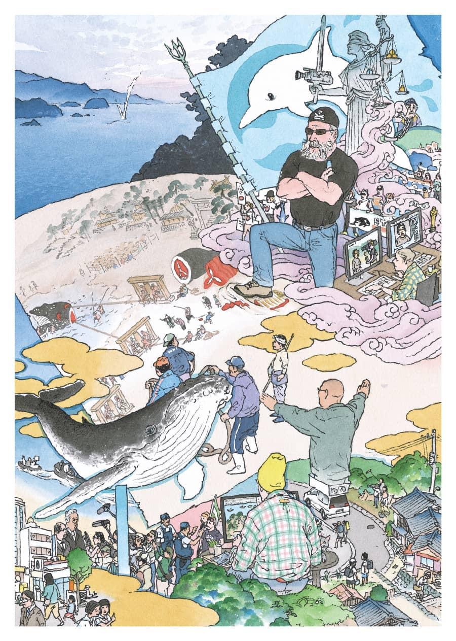 映画「おクジラさま ふたつの正義の物語」の公開について!